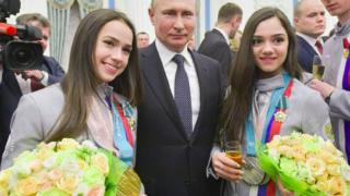 ザギトワ金メダルのご褒美にBMWのプレゼントはロシアの伝統だよ