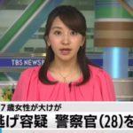 高田積伸(かずのぶ)容疑者ひき逃げ事件で逮捕/伊藤つかささんひき逃げの容疑