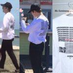 防弾少年団BTSジミンの原爆Tシャツ問題/紅白内定は続行か?!