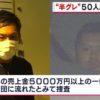 アビスグループとは、顔画像が公開される/大阪ミナミを中心の半グレ集団