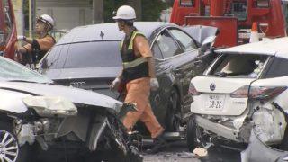 鈴木康仁容疑者の画像/アウディで後ろから高速で突っ込み男性死亡